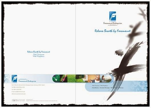 广告设计作品图片案例+企业形象cis规划