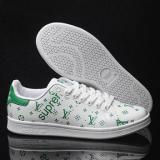 adidas superstar全新配色系列风格经典鞋款
